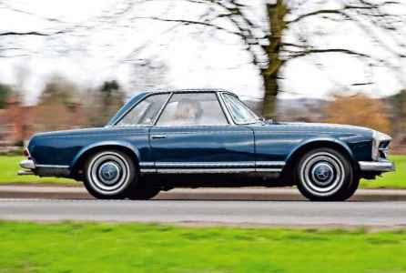 1966 Mercedes-Benz 230SL W113