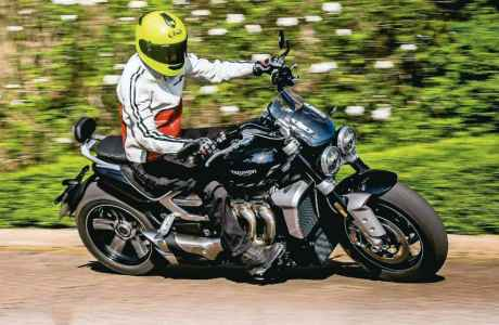 Road test 2021 Triumph Rocket 3 GT