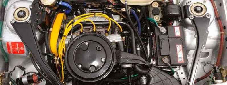 1980 Lancia Trevi 2000 Type 828