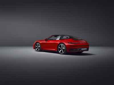 2021 Porsche 911 Targa 4 992 4WD