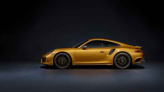 2017 Porsche 911 Turbo S Exclusive Series 991.2