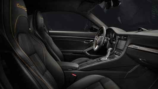 2017 Porsche 911 Turbo S Exclusive Series 991.2