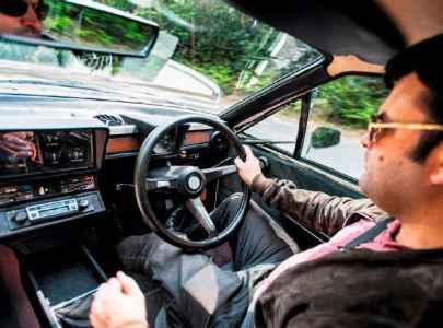 Alfa Romeo Alfetta GTV 2.0 road test
