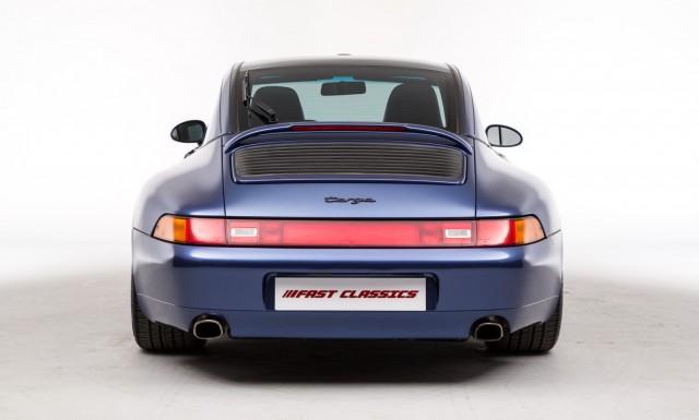 Sales debate - is the Porsche 911 993 undervalued?