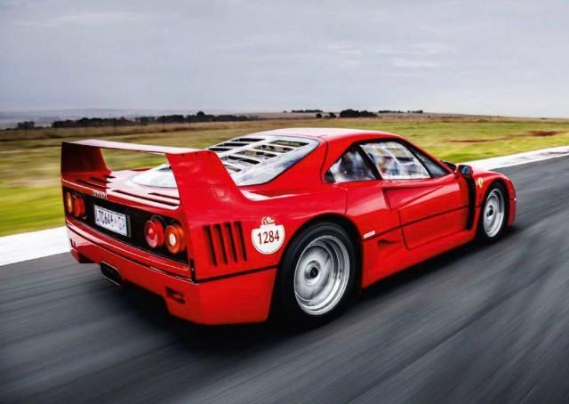 My favourite classic 1987 Ferrari F40