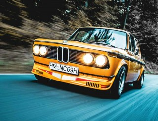 Life Cycle 1969 BMW Alpina 2002ti