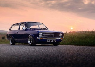 1977 Ford Escort 1300 Estate - stunning showstopper