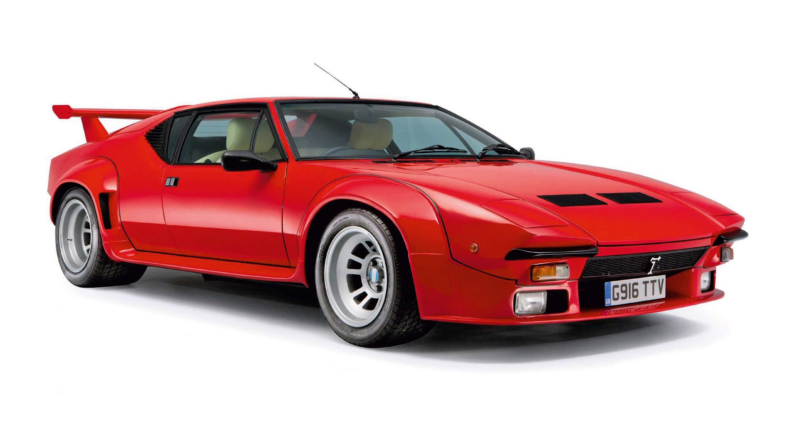 Buying Guide De Tomaso Pantera - Drive-My Blogs - Drive