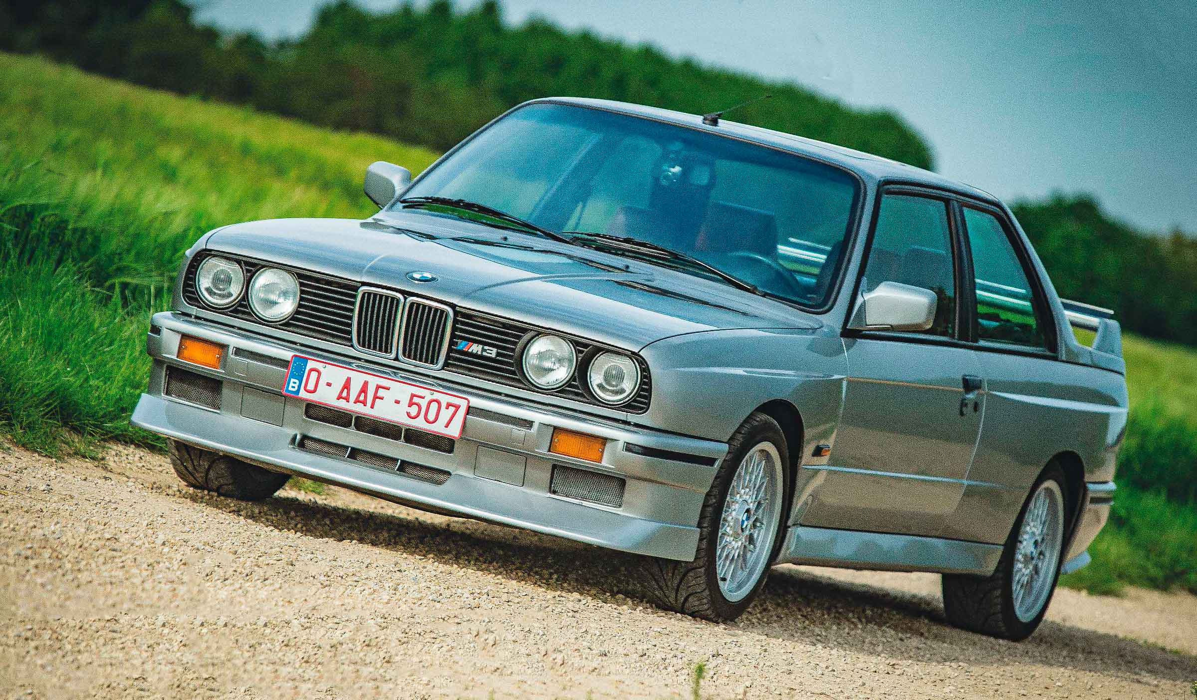 Barn Find 1989 Bmw M3 E30 Classic M3 Rediscovered Drive My Blogs Drive