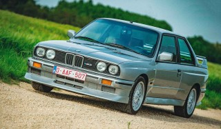 Barn find 1989 BMW M3 E30 - Classic M3 rediscovered