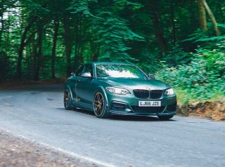2020 AC Schnitzer ACL2S F22 - 400bhp tuned monster BMW M240i-based