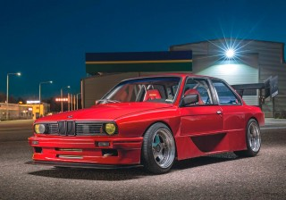 Turbo M50-engined 724bhp BMW E30 Coupe