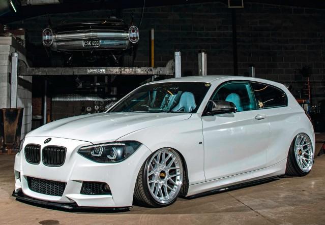 Custom BMW 116d F21