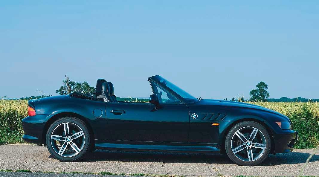 1997 Bmw Z3 1 9 Roadster E36 7 600 Drive My Blogs Drive