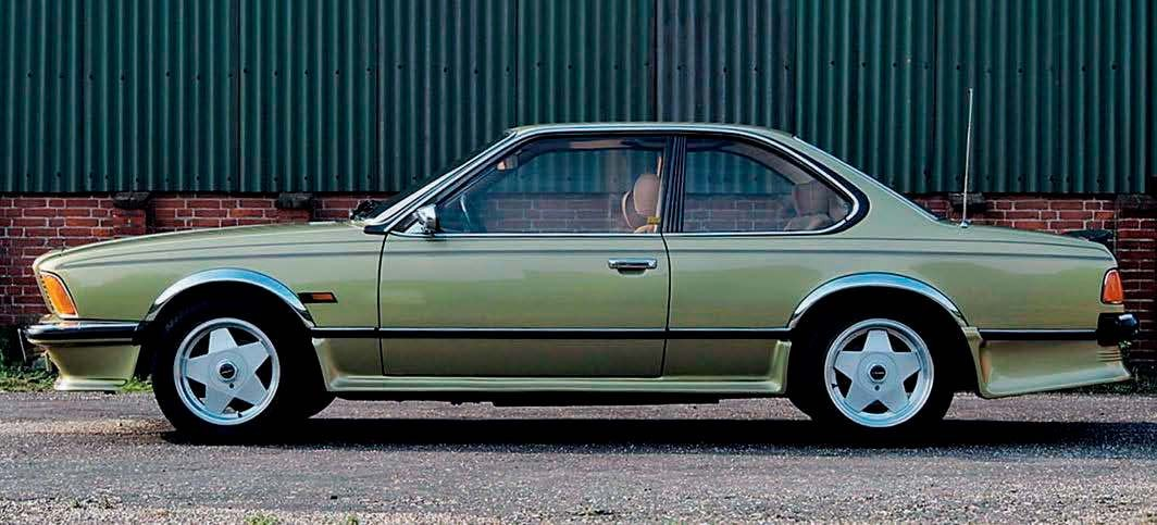 1977 BMW 633CSi E24 - Drive-My Blogs - Drive