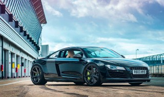 480bhp Stage 1 tune Audi R8 Type 42