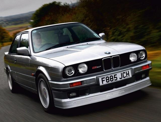 1988 BMW E30 Alpina C2 2.7