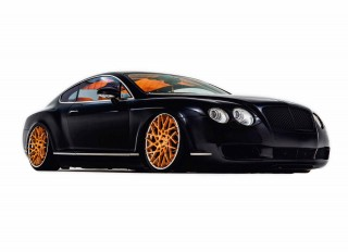 680bhp tuned Bentley Continental GT