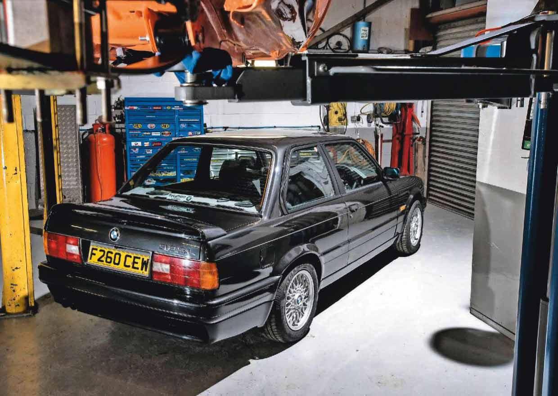 Epic Restoration 1990 Bmw 325i Sport Coupe E30 Drive My Blogs Drive