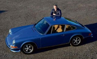 Man & Machine - Mike Dobby 1972 Porsche 911 2.4S