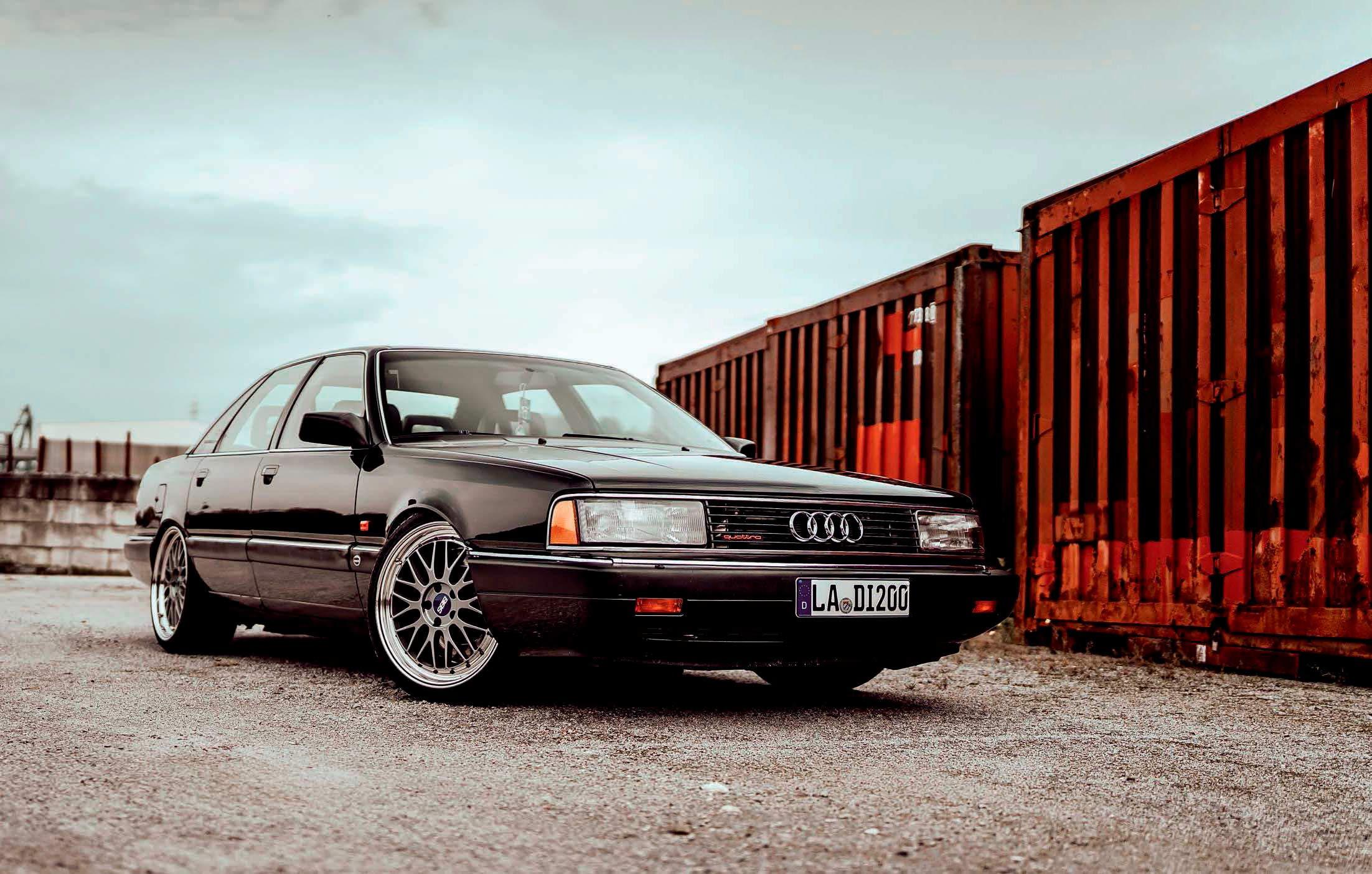 Kelebihan Audi 200 Quattro Review