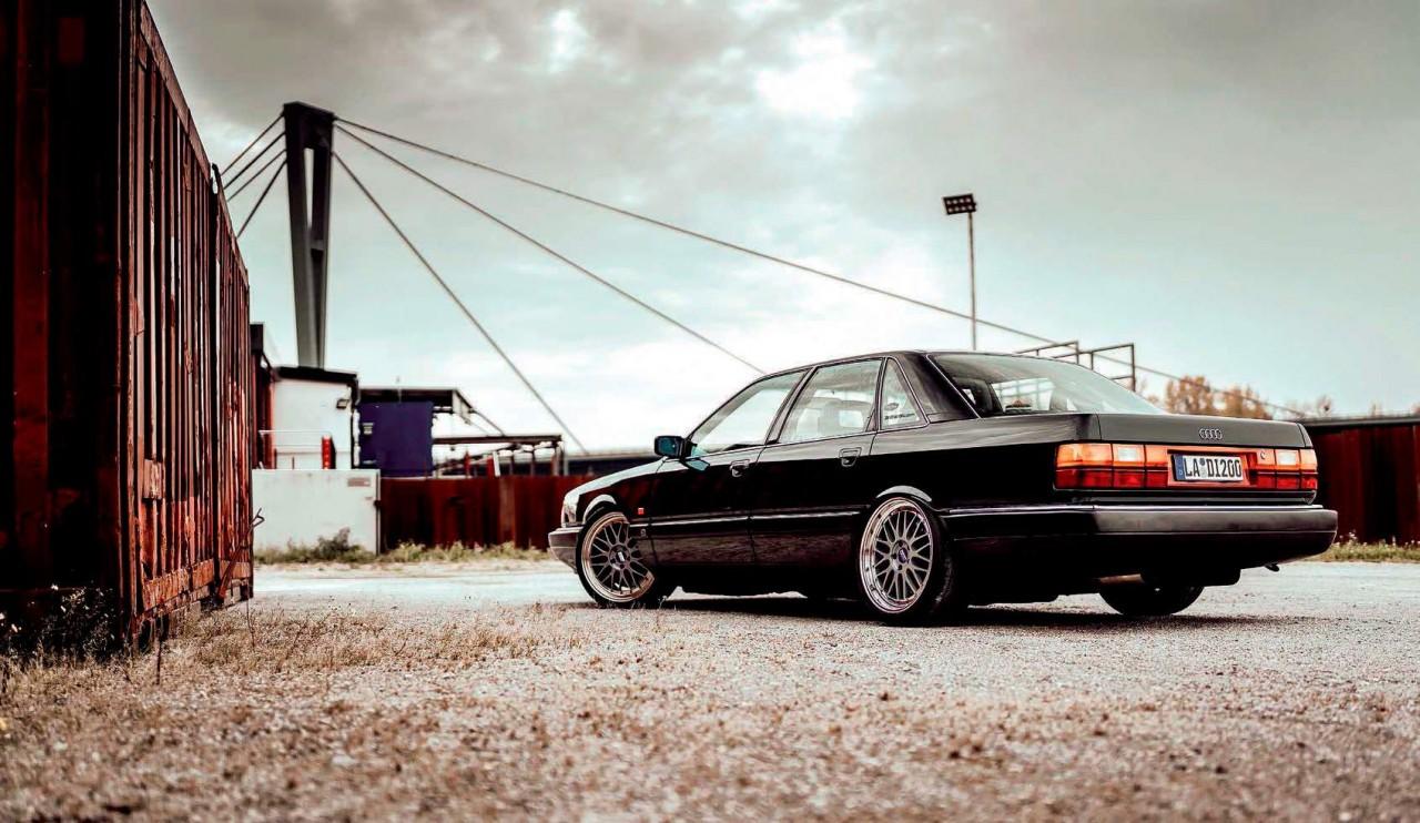 Tuned 450bhp 1989 Audi 200 Turbo 20v Quattro C3 - Drive-My ...