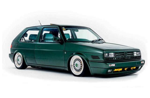 225bhp BAM 1.8T 20v engined 1990 Volkswagen Golf Mk2