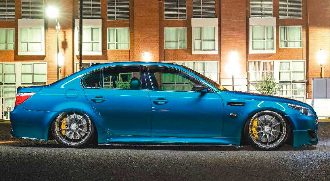 Tuned 542bhp Dinan Stage 3 Bmw M5 E60 Drive My Blogs Drive