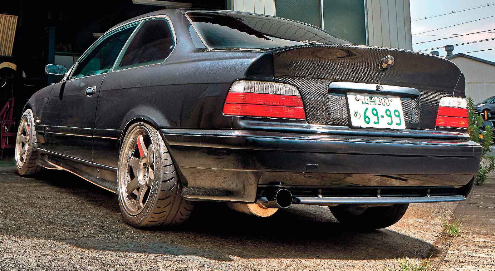 2 4 Litre 240bhp S14 Swapped Bmw E36 Coupe From Japan Drive My Blogs Drive