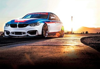 Jaw-dropping, show-stopping 650bhp BMW M3 F80