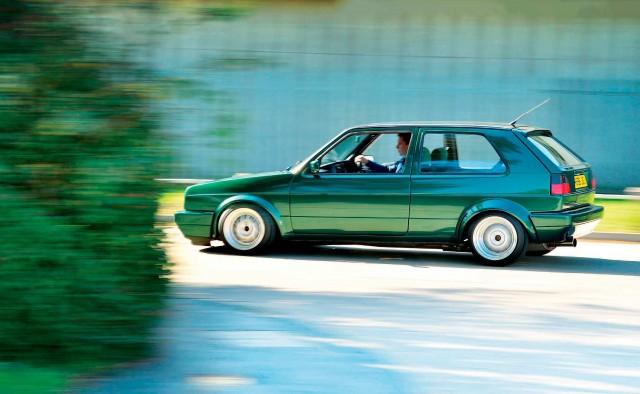 500bhp AWD Syncro Volkswagen Golf Mk2