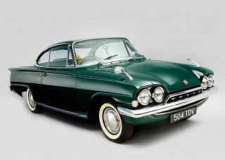 Ford Consul Capri Buying Guide
