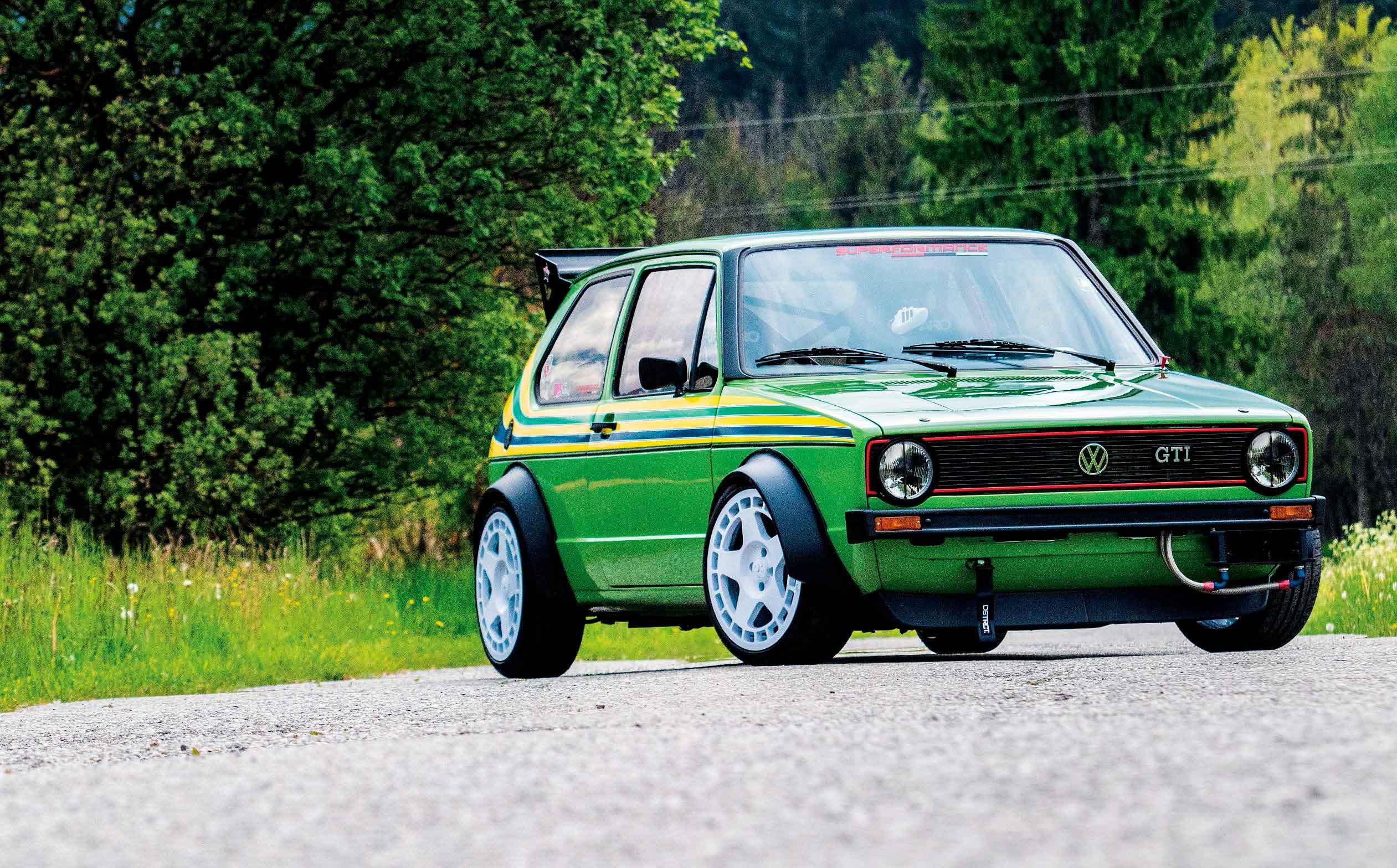 Tuned 300bhp Agu 1 8t Engined 1979 Volkswagen Golf Gti Mk1 Drive My Blogs Drive