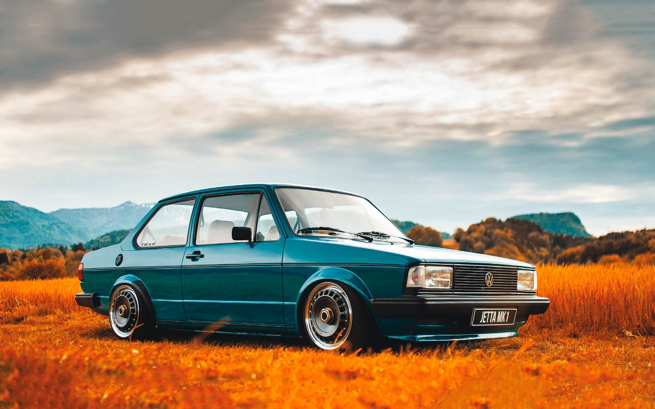 Bagged Volkswagen Jetta Coupe Mk1 Drive My Blogs Drive