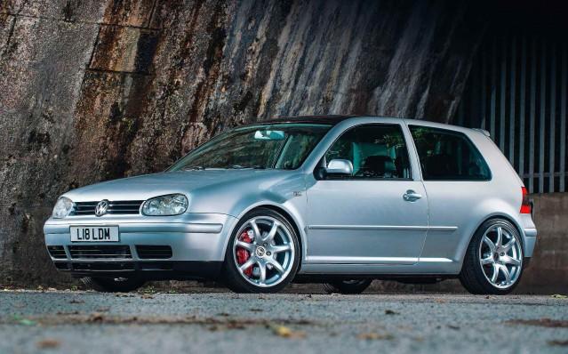 Stock-body tuned turbo 443bhp Volkswagen Golf 2.8 VR6 4Motion Mk4