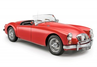 Buying Guide MGA 1955-1962