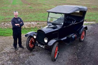 Man & Machine - Richard Rimmer and his Ford Model T