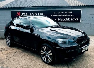 Market Watch BMW X6M E71