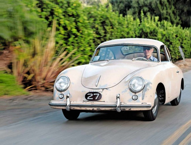 Life Cycle The cool Californian life of an unlikely 1953 Porsche 356 family car