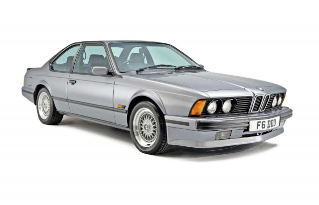 Technical guide to 1976-1989 BMW E24 6 Series – 628CSi, 630CS, 633CSi, 635CSi Automatic and M635CSi