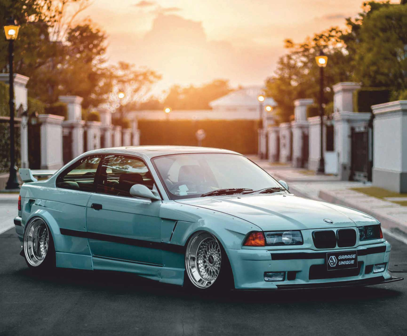 Wide Arched Bmw 328i Coupe E36 Drive My Blogs Drive