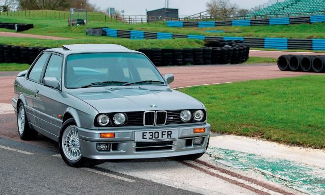 1988 BMW 325i Sport Coupe Automatic E30