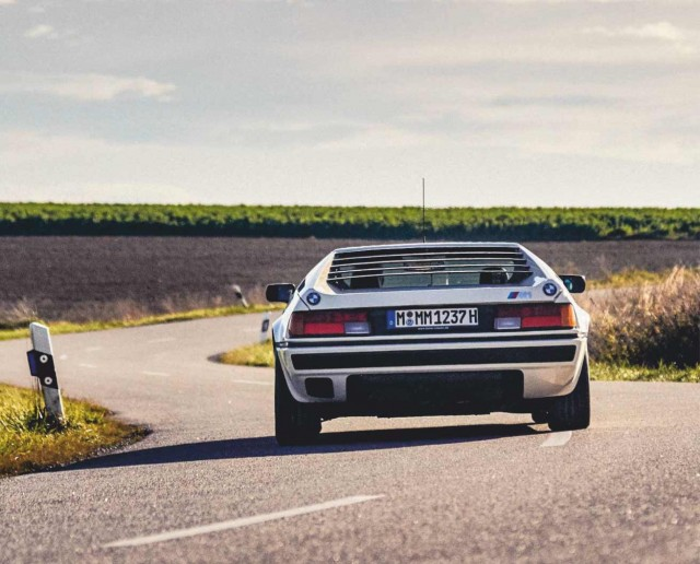 BMW E26 M1's biggest fan Meet the man obsessed by the first M car