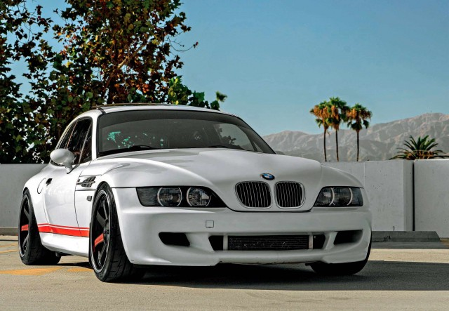 740whp supercharged S54 BMW Z3 M Coupé E36/8S