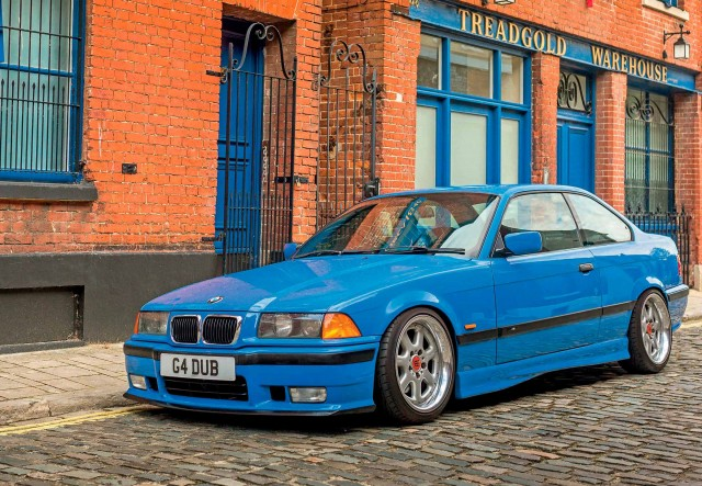 Awesome tuned BMW 328i Coupe E36/2