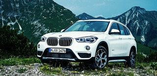 2016 BMW X1 line-up is the 25d xLine F48