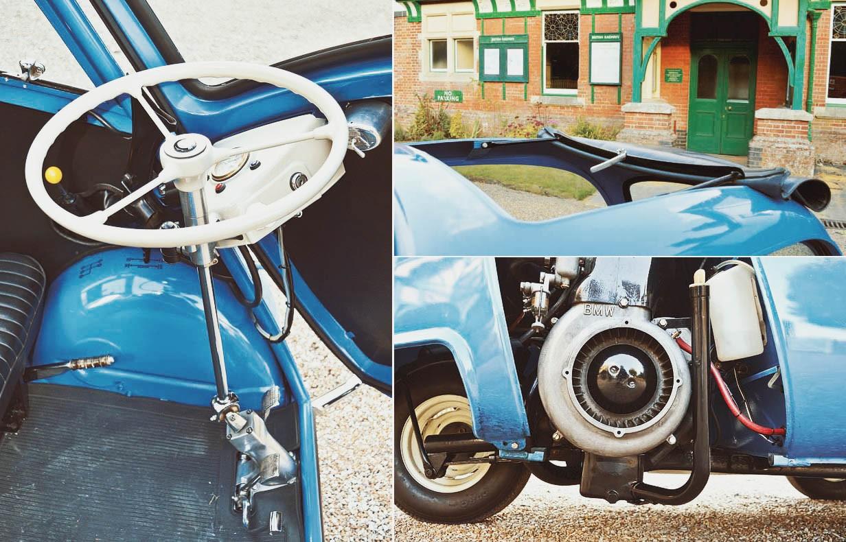 BMW Isetta In Garage DriveMy Blogs Drive - 300 bmw