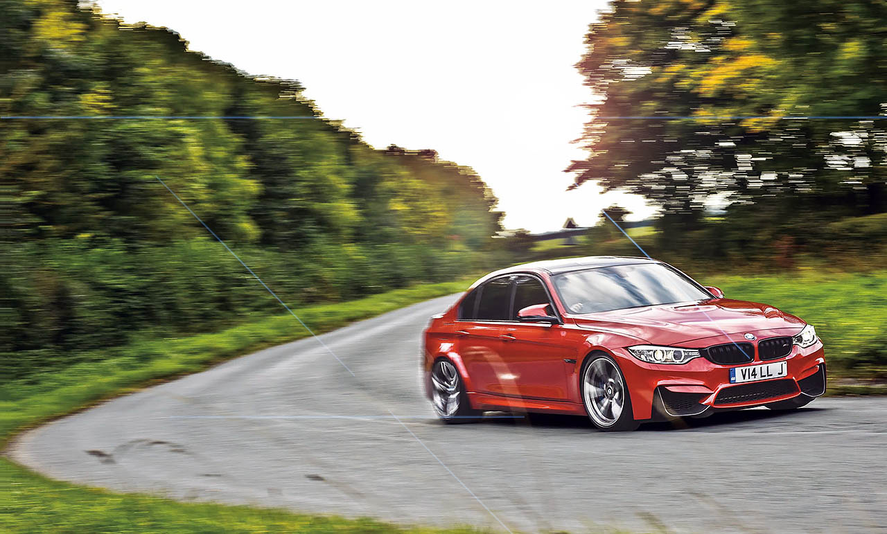 Road Test Tuned By Litchfield 2016 Bmw M3 F80 Drive My Blogs Drive