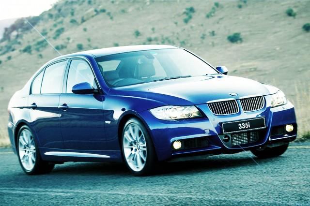 BMW E90 335i Saloon guide
