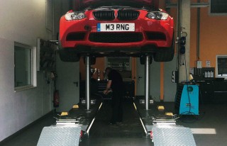 BMW E92 M3 Coupe Track Project Part III
